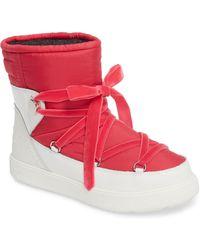 Moncler - Stephanie Snow Boot - Lyst