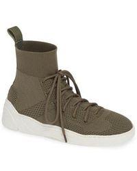 J/Slides - Jilly High Top Sneaker - Lyst