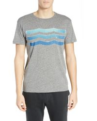 Sol Angeles - Oasis Waves Slim Fit T-shirt - Lyst