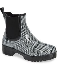 Jeffrey Campbell - Cloudy Chelsea Rain Boot - Lyst