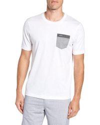 Travis Mathew - Muska Pocket T-shirt - Lyst