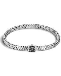 John Hardy - 'classic Chain' Extra Small Bracelet - Lyst