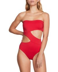Volcom - Simply Seamless One-piece Swimsuit - Lyst