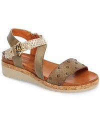 36b0bfbef61 Lyst - Easy Spirit Explore 24 Eginta Sandals in Natural