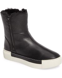 J/Slides - Victory Double Zip Boot - Lyst