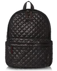 MZ Wallace | 'metro' Quilted Oxford Nylon Backpack | Lyst