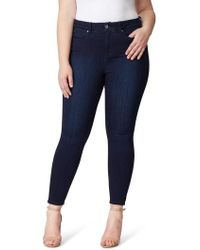 REBEL WILSON X ANGELS - Super Bass Push-up Skinny Jeans - Lyst