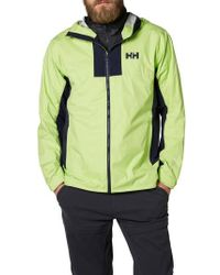 Helly Hansen - Vanir Logr Regular Fit Waterproof Jacket - Lyst