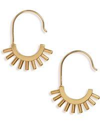 Madewell - Succulent Earrings - Lyst
