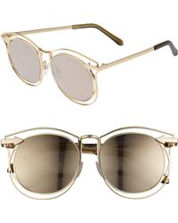 Karen Walker - Superstars - Simone 54mm Sunglasses - - Lyst