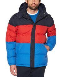 Original Penguin - Oversize Quilted Jacket - Lyst