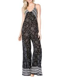 Green Dragon - Cape Cod Unconstructed Cover-up Jumpsuit - Lyst
