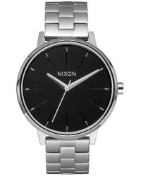 Nixon - 'the Kensington' Bracelet Watch - Lyst