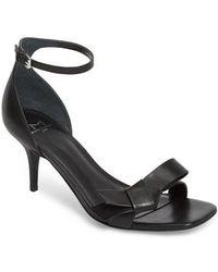 Marc Fisher - Tierra Ankle Strap Sandal - Lyst