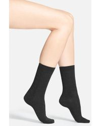 Smartwool - 'cable Ii' Crew Socks - Lyst