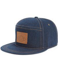 369acd74 Timberland - Plum Island Baseball Cap - Lyst