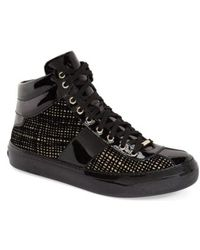 Jimmy Choo - 'belgravi' High Top Sneaker - Lyst