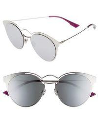 Dior - Nebuls 54mm Sunglasses - Palladium - Lyst