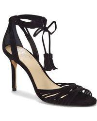 Vince Camuto | Stellima Tassel Sandal | Lyst
