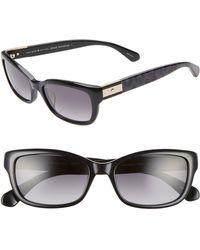 1638774c211c4 Kate Spade - Marileeps 53mm Gradient Sunglasses - Lyst