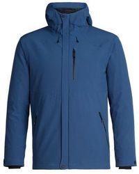 Icebreaker - Merinoloft(tm) Stratus Transcend Waterproof Hooded Jacket - Lyst