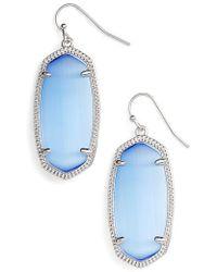 Kendra Scott | Elle Drop Earrings | Lyst