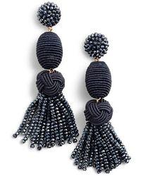 BaubleBar - Amina Drop Earrings - Lyst