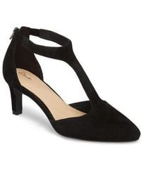 Clarks - Clarks Calla Lily Pump - Lyst