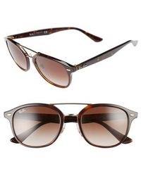 Ray-Ban - Highstreet 53mm Gradient Lens Sunglasses - - Lyst