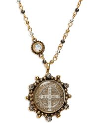 Virgins, Saints & Angels - San Benito Magdalena Necklace - Lyst