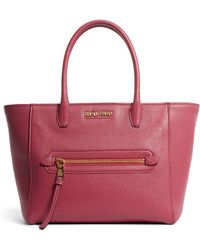 Miu Miu - Madras Leather Satchel - - Lyst