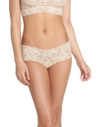 Cosabella - 'never Say Never' Hipster Briefs - Lyst