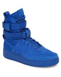 Nike - Sf Air Force 1 High Top Sneaker - Lyst