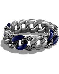David Yurman - 'belmont' Curb Link Bracelet - Lyst