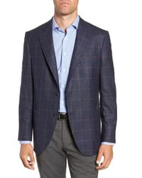 Peter Millar - Hyperlight Classic Fit Wool Sport Coat - Lyst