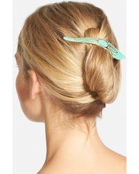 Ficcare - 'maximus Lotus' Hair Clip - Lyst
