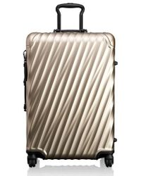 Tumi - 19-degree 26-inch Aluminum Spinner Packing Case - Lyst