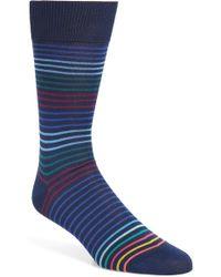 Paul Smith - Peko Stripe Socks - Lyst