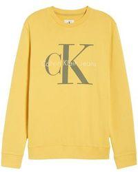 Calvin Klein - Pop Color Sweatshirt - Lyst