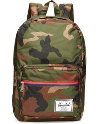 Herschel Supply Co. Pop Quiz Camo Backpack - Multicolor