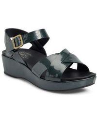 Kork-Ease | Kork-ease 'myrna 2.0' Cork Wedge Sandal | Lyst