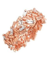 Suzanne Kalan - 'firework' Baguette Diamond Eternity Ring - Lyst