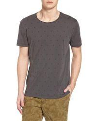 Scotch & Soda - Lightweight T-shirt - Lyst