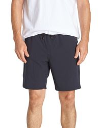 Billabong - Surftrek Stretch Ripstop Shorts - Lyst