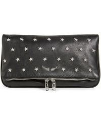 Zadig & Voltaire Rock Star Clutch Bag