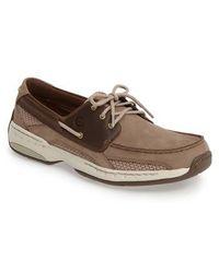 Dunham - 'captain' Boat Shoe - Lyst