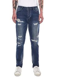 Neuw - Ray Slouchy Slim Fit Jeans - Lyst