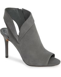 Vince Camuto - Cholia Asymmetrical Sandal Bootie - Lyst