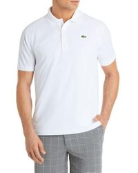 Lacoste - Ultra Dry Polo - Lyst