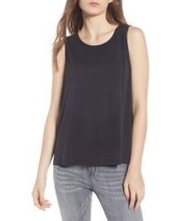 Nordstrom - Relaxed Tank - Lyst